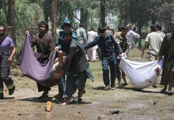 Son dakika... Afganistanda bankaya bombalı araçla saldırı