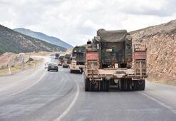 Son dakika... TSK harekete geçiyor Sınırdaki askerlere kırmızı alarm verildi