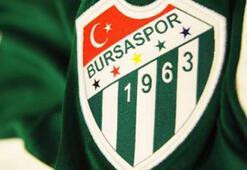 Bursaspor'dan taraftara jest