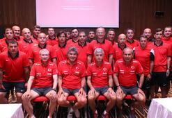 UEFA Pro Lisans Kursunun ilk etabı başladı
