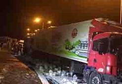 Ankara-İstanbul otobanında feci kaza: 4 ölü