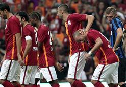 Galatasaray - Inter: 1-0