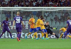 Fiorentina - Barcelona: 2-1