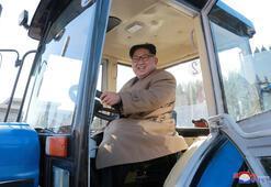 Son dakika... Kuzey Korenin yeni silahı uydudan görüntülendi