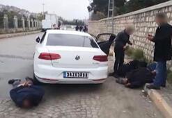 Çadırcı çete yakalandı 3 milyon liralık hırsızlık yapıp...