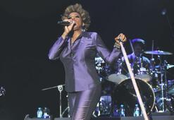 Macy Gray Turkcell Kuruçeşme Arena Konseri