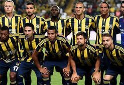 Fenerbahçe tur peşinde Muhtemel 11...