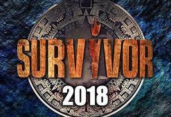 Survivor 2018de yarışacak yeni isim açıklandı