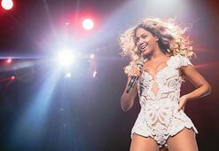 Beyonce fark attı: 415 milyon lira