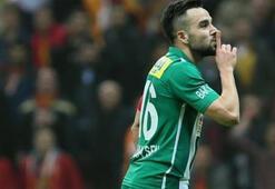 Bursasporda Volkan Şen kadro dışı bırakıldı