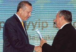 Erdoğan'a '2010'un en başarılı lideri' ödülü