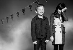 Burberry Çocuk Koleksiyonu 2012 Sonbahar-Kış