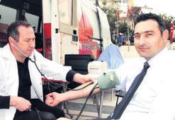 MHP teşkilatından Mehmetçik'e destek