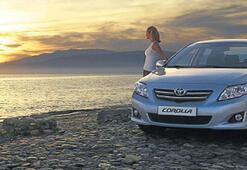 Toyota Corolla'da 5 yıldızlı güvenlik