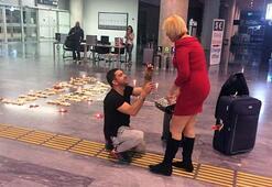 Aylar önce böyle evlenme teklifi yapmıştı Boynunu kesti...