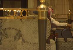 Son dakika: Prenslerin tutulduğu otele BBC girdi İşte ilk görüntüler