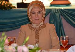 Emine Erdoğan: İnsan, insana zimmetlidir