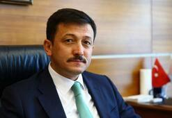 AK Parti Genel Başkan Yardımcısı Dağ: İnşallah Afrini de ihya edeceğiz
