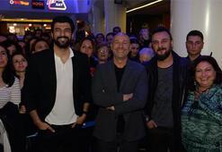 Çocuklar Sana Emanet ekibi Bursada sinemaseverlerle buluştu