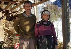 Yaylada bir haftadır kar mahsuru çifte, 2 günde ulaşıldı