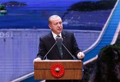 Cumhurbaşkanı Erdoğandan Kılıçdaroğlunun iddialarına sert yanıt