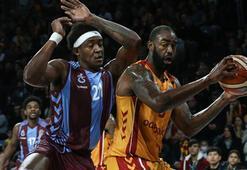 Galatasaray Odeabank - Trabzonspor: 84-78