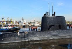 Kayıp denizaltıda umutlar tükendi