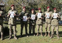 Savaşçıdan Karadağa destek