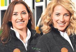 Shell, Burcu Esmersoy'la rekor denemesi yapacak