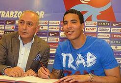 Trabzonspor, Alvarado ile iki yıllık sözleşme imzaladı