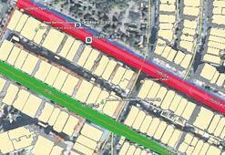 Gürsel Aksel'de trafik düzenlemesi