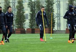 Medipol Başakşehir'de Akhisarspor hazırlıkları