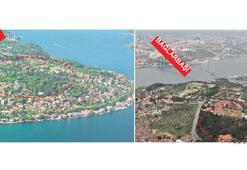 Bağlarbaşı ve Yeniköy koruları yeniden satılık