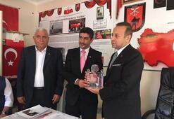 AB eski Bakanı Bağış, 15 Temmuz şehit aileleri ve gazileri ile buluştu