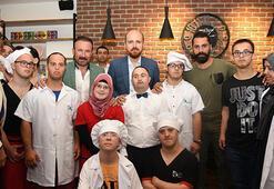 Down Kafeyi Bilal Erdoğan açtı