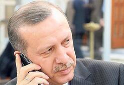 Kondolenztelefonat von Präsident Erdoğan