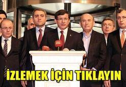 Davutoğlu: Siyasi mühendislik boyutu da var