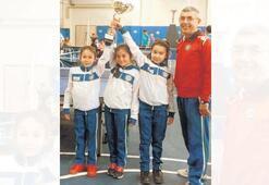 Muğla BŞB tenis şampiyonasına hazır