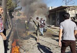 Suriye bombalı saldırı 4 ölü, 7 yaralı