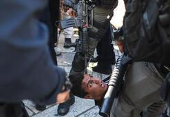 Son dakika: Feci görüntüler İsrail askerleri saldırıyor, can kaybı var