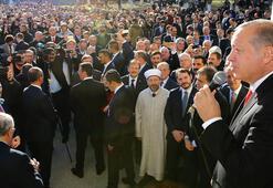 Cumhurbaşkanı Erdoğan Gümülcinede