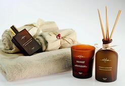 Doğal kozmetik ve aromaterapi koleksiyonu