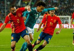 Almanya - İspanya: 1-1