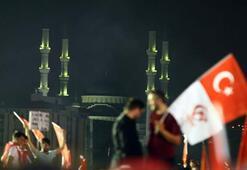 Cumhurbaşkanı Erdoğan Meclisteki duaya böyle eşlik etti