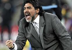 Maradonayı ister misin başkan