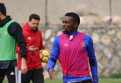 "Azubuike: ""Süper Lig'de kalacağız"""