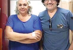 Burçin Orhondan ameliyat kararı