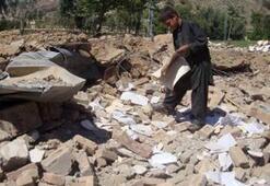 Pakistanda 50 Taliban militanı öldürüldü