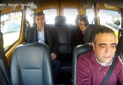 Tahir Elçi ve Sezgin Tanrıkulu'nun Meclis Taksi görüntüleri ortaya çıktı