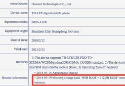 Huawei, yeni nesil telefonlarında 512 GB depolama alanı sunabilir